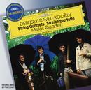Debussy / Ravel / Kodály: String Quartets/Melos Quartet
