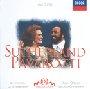 パヴァロッティ&サザーランド/デュエット集/Dame Joan Sutherland, Luciano Pavarotti, The National Philharmonic Orchestra, Richard Bonynge