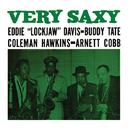 "Very Saxy/Eddie ""Lockjaw"" Davis, Buddy Tate, Coleman Hawkins, Arnett Cobb"