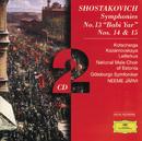 "Shostakovich: Symphonies Nos.13 ""Babi Yar"", 14 & 15/Göteborgs Symfoniker, Neeme Järvi"