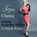 Clumsy (Collipark Remix) (feat. Soulja Boy Tell'em)/Fergie