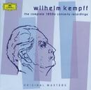 Wilhelm Kempff - The Complete 1950s Concerto Recordings/Wilhelm Kempff