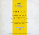 Sibelius: The Storm; Oceanides/Eugen Jochum