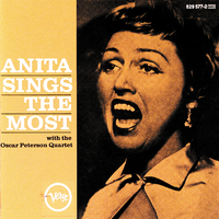 Anita Sings The Most (feat. The Oscar Peterson Quartet)