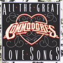 All The Great Love Songs/Lionel Richie, Commodores
