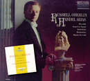 Handel: Arias/Russell Oberlin, The Baroque Chamber Orchestra, Thomas Dunn