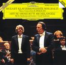 モ-ツァルト ピアノ協奏曲 第20・25番/NDR-Sinfonieorchester, Cord Garben, Arturo Benedetti Michelangeli