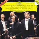 Mozart: Piano Concertos No.13 KV 415 & No.15 KV 450/Arturo Benedetti Michelangeli, NDR-Sinfonieorchester, Cord Garben