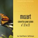 モーツァルト:ピアノ協奏曲第22・23番/Karl Ristenpart, Chambre De La Sarre, Jean-Claude Pennetier