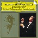 Brahms: Symphony No.1; Gesang der Parzen/Rundfunkchor Berlin, Dietrich Knothe, Berliner Philharmoniker, Claudio Abbado
