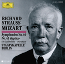 Mozart: Symphonies Nos.40 & 41/Berliner Staatskapelle, Richard Strauss