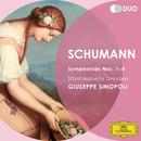 シューマン:交響曲全集/Staatskapelle Dresden, Giuseppe Sinopoli