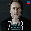 Beethoven: Symphonies Nos. 7 & 8/Gewandhausorchester Leipzig, Riccardo Chailly