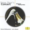 Strauss Favourites: New Year's Concert/Karl Swoboda, Wiener Philharmoniker, Lorin Maazel