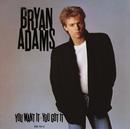 You Want It You Got It/Bryan Adams