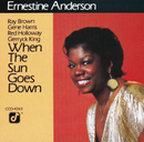 When The Sun Goes Down/Ernestine Anderson