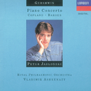 Gershwin: Piano Concerto/Copland: El salón Mexico, etc./Peter Jablonski, Royal Philharmonic Orchestra, Vladimir Ashkenazy