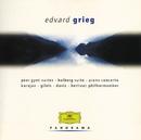 Grieg: Peer Gynt Suites; Holberg Suites; Piano Concerto/Herbert von Karajan, Emil Gilels, Sir Colin Davis