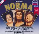 Bellini: Norma/Dame Joan Sutherland, Luciano Pavarotti, Montserrat Caballé, Samuel Ramey, Chorus of the Welsh National Opera, Orchestra of the Welsh National Opera, Richard Bonynge