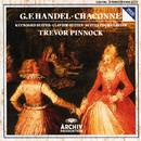 ヘンデル全集24  チェンバロ組曲第2巻/Trevor Pinnock