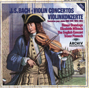 Bach, J.S.: Violin Concertos BWV 1041 & 1042; Double Concerto BWV 1043/Simon Standage, Elizabeth Wilcock, The English Concert, Trevor Pinnock