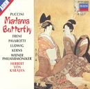 Puccini: Madama Butterfly/Mirella Freni, Christa Ludwig, Luciano Pavarotti, Wiener Philharmoniker, Herbert von Karajan