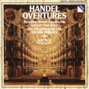 Handel: Overtures/The English Concert, Trevor Pinnock