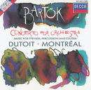 Bartók: Concerto for Orchestra/Music for Strings, Percussion & Celesta/Orchestre Symphonique de Montréal, Charles Dutoit