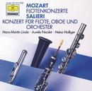 Mozart: Flute Concertos; Salieri: Concerto for Flute and Orchestra/Aurèle Nicolet, Hans-Martin Linde, Heinz Holliger
