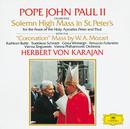 ヨハネ・パウロ2世による荘厳ミサ/Wiener Philharmoniker, Herbert von Karajan