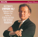 ベートーヴェン:交響曲第7番、他/Academy of St. Martin in the Fields, Sir Neville Marriner