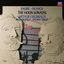 フォーレ:ヴァイオリン・ソナタ第1・2番/フランク:ヴァイオリン・ソナタ/Arthur Grumiaux, Paul Crossley, György Sebök