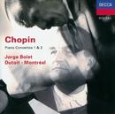 Chopin: Piano Concertos Nos.1 & 2/Jorge Bolet, Orchestre Symphonique de Montréal, Charles Dutoit