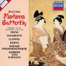 Puccini: Madama Butterfly - Highlights/Mirella Freni, Luciano Pavarotti, Christa Ludwig, Robert Kerns, Michel Sénéchal, Wiener Philharmoniker, Herbert von Karajan