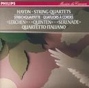 Haydn: 3 String Quartets Opp.3 No.5, 64 No.5 & 76 No.2/Quartetto Italiano, Paolo Borciani, Elisa Pegreffi, Piero Farulli, Franco Rossi
