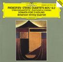 Prokofiev: String Quartets Nos.1 & 2; Sonata for 2 Violins/Emerson String Quartet