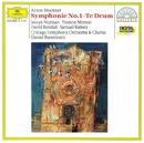Bruckner: Symphony No.1; Te Deum/Chicago Symphony Orchestra, Daniel Barenboim