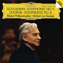 シューマン:交響曲第4番、ドヴォルザーク:交響曲第8番/Wiener Philharmoniker, Herbert von Karajan