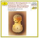 Schubert: String Quintet In C Major D.956 / Schumann: Piano Quintet In E Flat, Op. 44/James Levine, Walter Levin, Henry Meyer, Peter Kamnitzer, Lynn Harrell, Lee Fiser