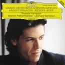 Mahler: Lieder eines fahrenden Gesellen; Kindertotenlieder; Rückert-Lieder/Thomas Hampson, Wiener Philharmoniker, Leonard Bernstein