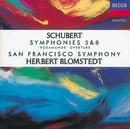 Schubert: Symphonies Nos. 5 & 8/Rosamunde Overture/San Francisco Symphony, Herbert Blomstedt