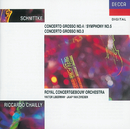 Schnittke: Concerti Grossi Nos.3 & 4./Riccardo Chailly, Royal Concertgebouw Orchestra