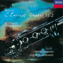 Brahms: Clarinet Sonatas Nos.1 & 2/Schumann: Fantasiestücke/Franklin Cohen, Vladimir Ashkenazy