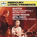 Bartók: Violin Concerto No. 2; Suite No. 2/Yehudi Menuhin, Minneapolis Symphony Orchestra, Antal Doráti