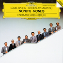 Spohr: Nonetto In F Major, Op. 31 / Martinu: Nonetto (1959)/Wolfgang Schulz, Hansjörg Schellenberger, Karl Leister, Milan Turkovic, Günter Högner, Gerhart Hetzel, Wolfram Christ, Georg Faust, Alois Posch