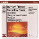 Strauss, R.: Five Great Tone Poems/Royal Concertgebouw Orchestra, Bernard Haitink, Eugen Jochum