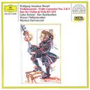 Mozart: Violin Concertos Nos. 3 & 4; Duo for Violin and Viola KV 423/Gidon Kremer, Wiener Philharmoniker, Nikolaus Harnoncourt