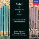 Soler: Six Concertos for Two Organs/Peter Hurford, Thomas Trotter