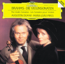 Brahms: Sonatas for Violin and Piano/Augustin Dumay, Maria João Pires