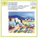 メンデルスゾーン:交響曲第3番<スコットランド>・第4番<イタリア>/Israel Philharmonic Orchestra, Leonard Bernstein